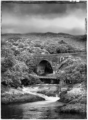Photograph - Bridge At Morar by Joe Macrae