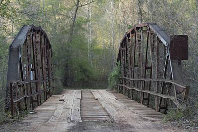 Photograph - Bridge Before Lightroom by Kim Henderson