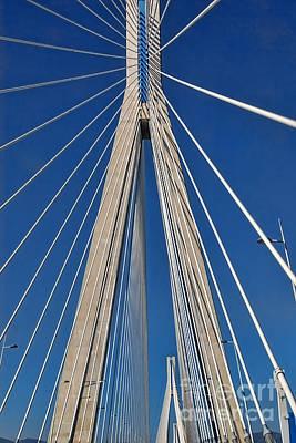 Photograph - Bridge In Greece by Alexandra Jordankova