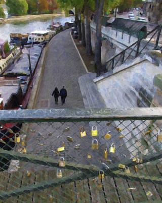 Beers On Tap - Bridge of Locks by Tom Reynen