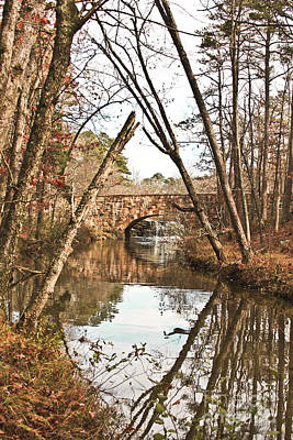 Photograph - Bridge Reflections by Kim Henderson