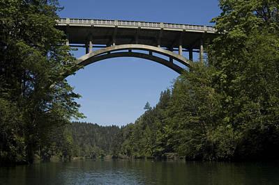Photograph - Bridge by Sara Stevenson