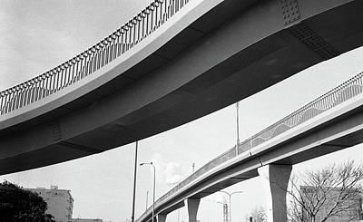 Bare Trees Photograph - Bridge by Snap Shooter jp