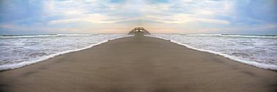 Reality Photograph - Bridge To Parallel Universes  by Betsy Knapp