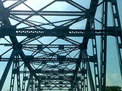 Photograph - Bridge Top by Michelle Jacobs-anderson