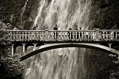 Photograph - Bridge With A View by Eric Tressler