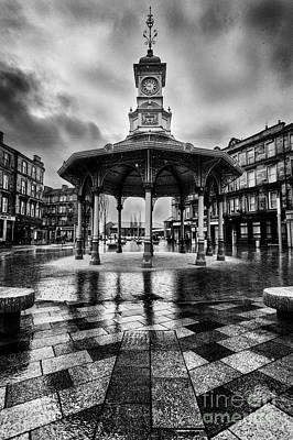 Bridgeton Cross Bandstand Glasgow Art Print