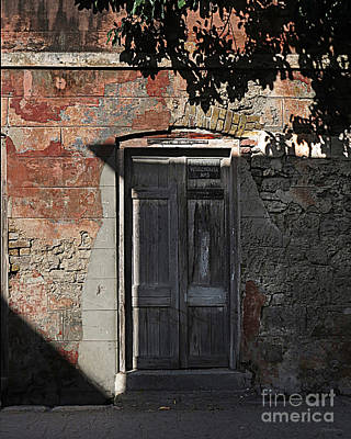 Photograph - Bridgetown Doorway by Deborah Smith