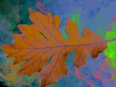 Bright Oak Art Print by Beth Akerman