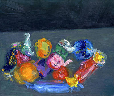 Fruit Bowl Paintings Page 9 Of 46 Fine Art America