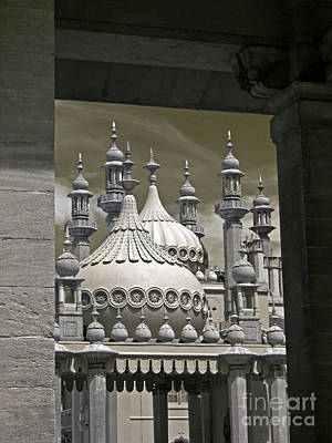 Brighton Pavilion Architecture 2 Art Print