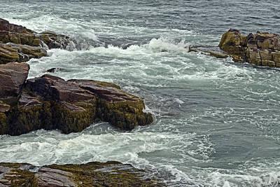 Photograph - Brimming Seas by Lynda Lehmann