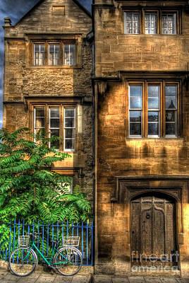 Photograph - Broad Street House - Oxford by Yhun Suarez
