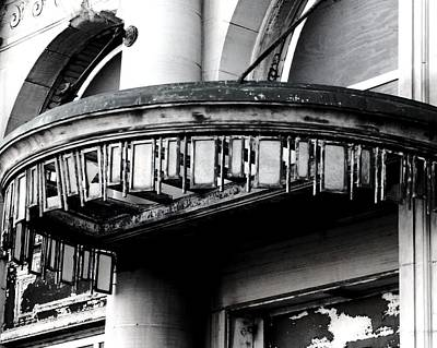 Photograph - Broken Architecture by Jessica J Murray