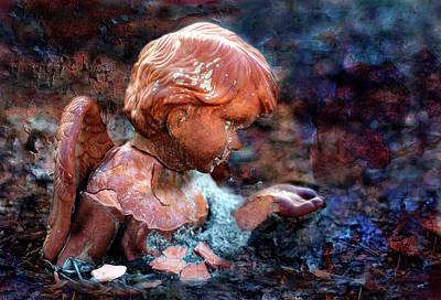 Broken Dreams Original by Bonnie Barry