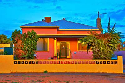 Photograph - Broken Hill Enhancement Number Eleven by Ross Carroll