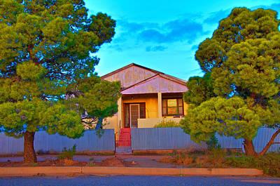 Photograph - Broken Hill Enhancement Number Seven by Ross Carroll