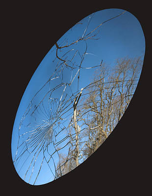 Photograph - Broken Sky by Glenn Gordon