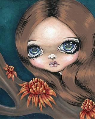 Bromeliad Beauty Art Print