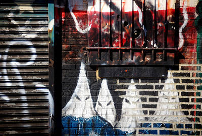 Newyork08 Photograph - Bronx Graffiti - 3 by RicardMN Photography
