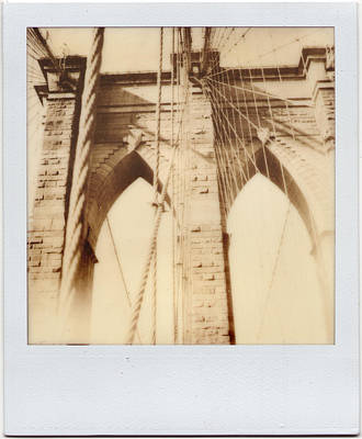 Photograph - Brooklyn Bridge by Julie VanDore