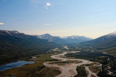 Photograph - Brooks Range - Alaska by Gary Rose