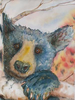 Painting - Brother Bear by Barbara McGeachen