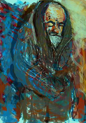 Padre Pio Digital Art - Brother by James Thomas