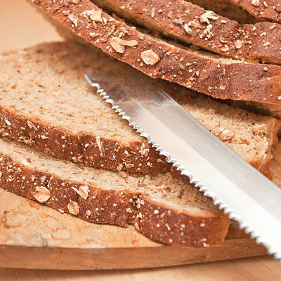 Brown Bread Art Print