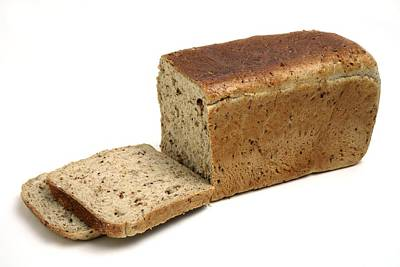 Brown Bread Art Print by Victor De Schwanberg