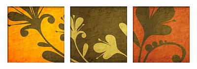 Brown Decor Art Print by Nomi Elboim