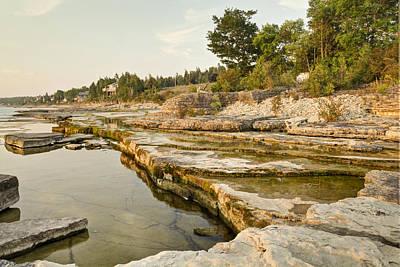 Bruce Peninsula Ontario Landscape Art Print