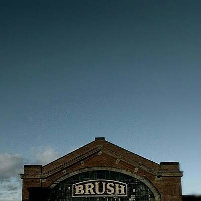 Brush Wall Art - Photograph - Brush。 by Cheryl Cheung