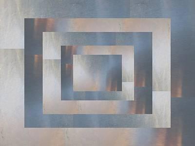 Digital Art - Brushed 20 by Tim Allen