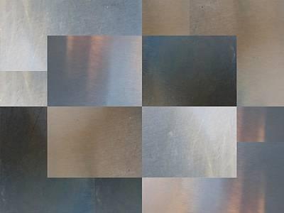 Digital Art - Brushed 24 by Tim Allen