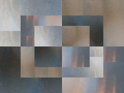 Digital Art - Brushed 25 by Tim Allen