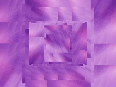 Digital Art - Brushed Purple Violet 10 by Tim Allen