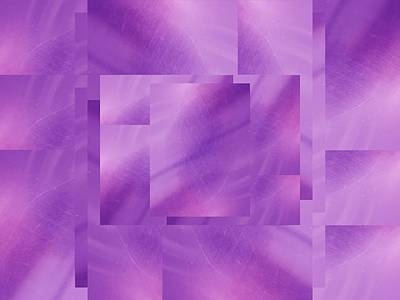 Digital Art - Brushed Purple Violet 2 by Tim Allen