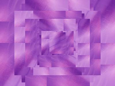 Digital Art - Brushed Purple Violet 4 by Tim Allen