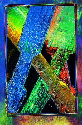 Brushes Art Print by Mauro Celotti