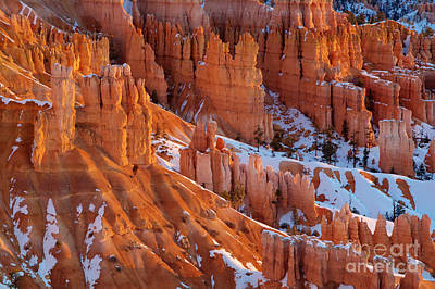 Bryce Canyon Winter 11 Original by Bob Christopher