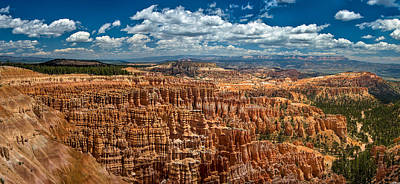 Photograph - Bryce Canyon by Larry Carr