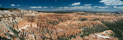 Photograph - Bryce Canyon Panaramic by Larry Carr
