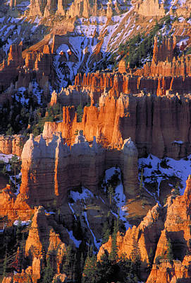 Photograph - Bryce Sunrise by John Farley