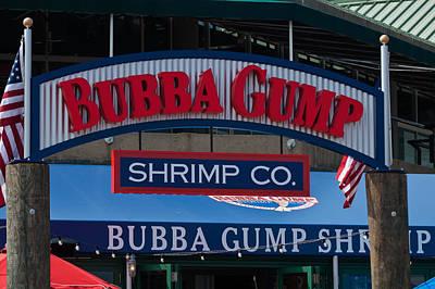 Photograph - Bubba Gump by Paul Mangold