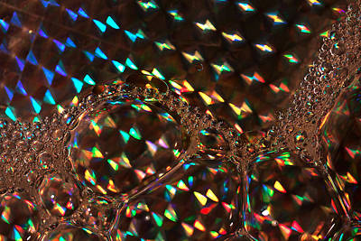 Photograph - Bubble Bow Ties by Shirley Mitchell