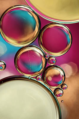 Photograph - Bubble Fun by Sharon Johnstone