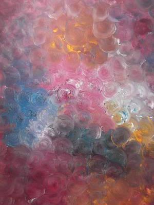 Bubblewrap Art Print by Sharon Tuff