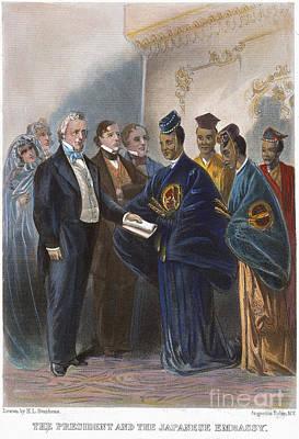 Buchanan: Ambassadors Art Print