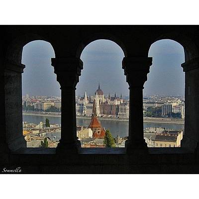 Skylines Wall Art - Photograph - Budapest, Hungary 2006 by Gianluca Sommella